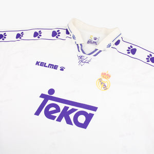 Real Madrid 94/96 • Home Shirt • L