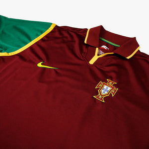 Portugal 99/00 • Home Shirt • S