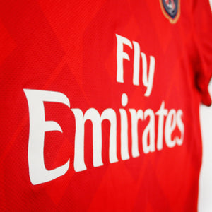 Paris Saint-Germain 10/11 • Camiseta Local • S