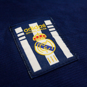 Real Madrid 98/99 • Camiseta Tercera • XL