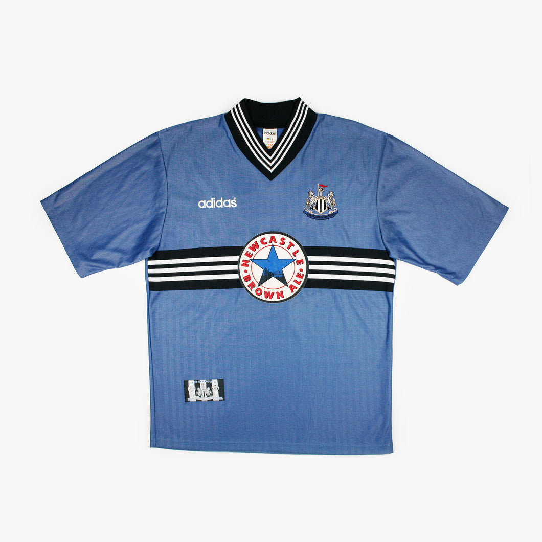 Newcastle United 96/97 • Camiseta Visitante • L