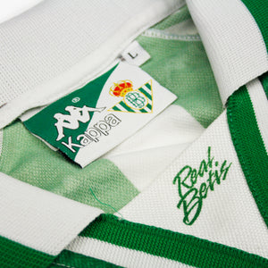 Real Betis 95/97 • Home Shirt • L