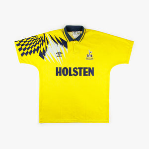 Tottenham Hotspur 91/95 • Away Shirt • M