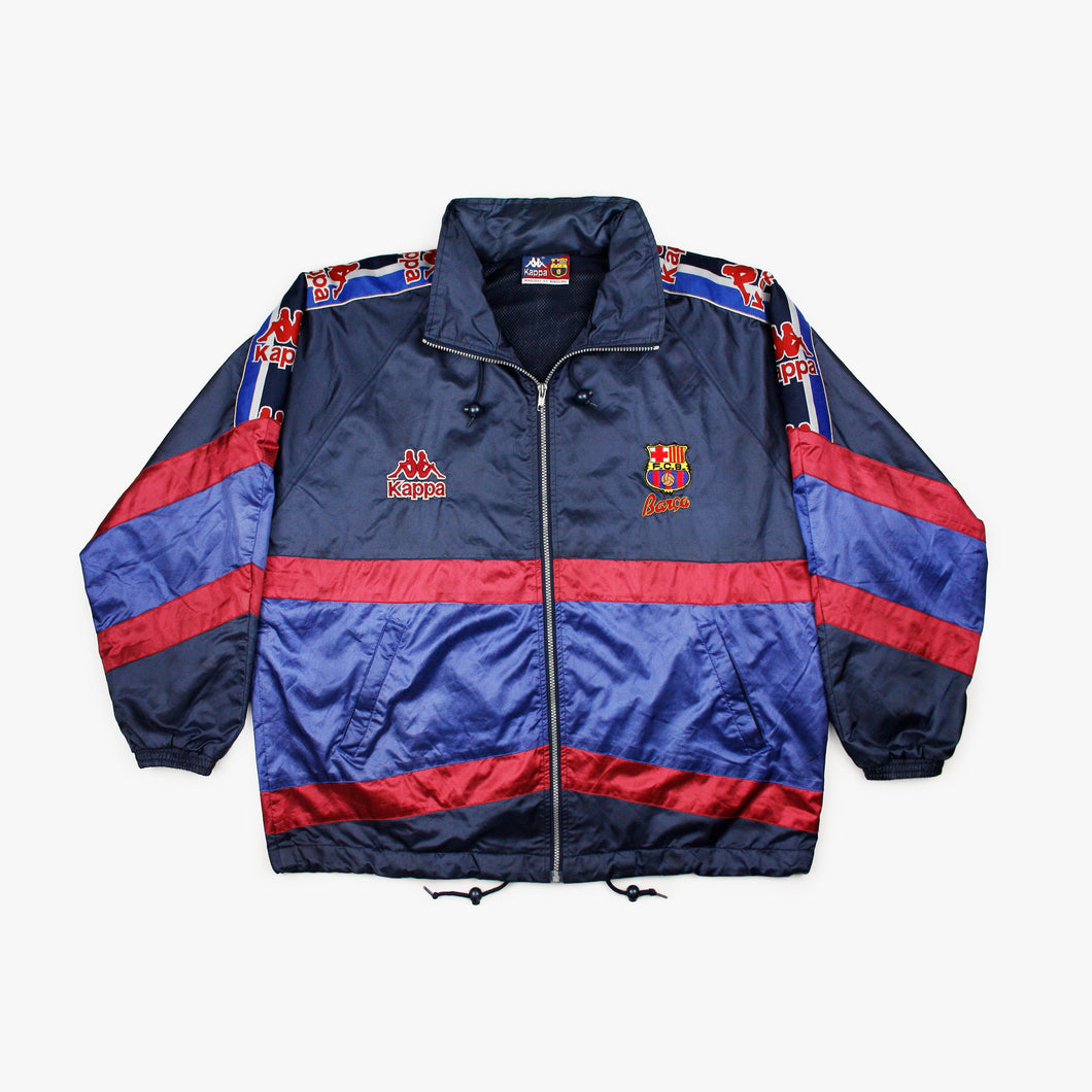 Barcelona 95/97 • *Player Issue* Track Jacket • XL