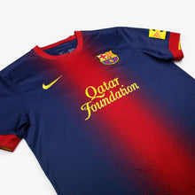 Load image into Gallery viewer, Barcelona 12/13 • Home Shirt • M