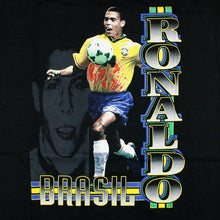 Load image into Gallery viewer, Ronaldo Brazil 90s • Bootleg Shirt *Deadstock with Tags* • L