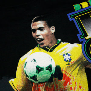 Ronaldo Brazil 90s • Bootleg Shirt *Deadstock with Tags* • L