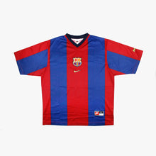 Load image into Gallery viewer, Barcelona 98/99 • Home Shirt *Deadstock* • L