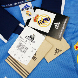 Real Madrid 99/00 • Third Shirt *Deadstock BNWT* • L
