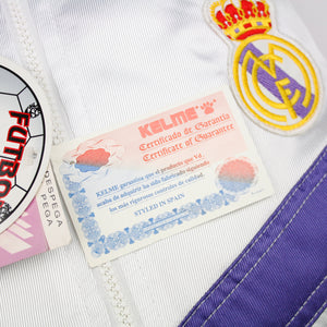 Real Madrid 96/97 • Chándal Completo *Con Etiquetas* • M