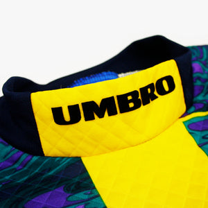 Umbro 90s • Goalkeeper Template Shirt (England) • XL