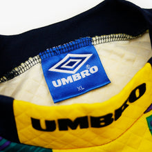 Load image into Gallery viewer, Umbro 90s • Goalkeeper Template Shirt (England) • XL