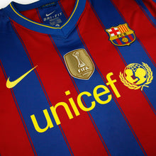 Load image into Gallery viewer, Barcelona 09/10 • Home Shirt • XL