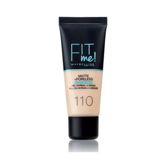 Flytande makeupbas Fit Me Maybelline