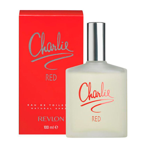 Parfym Damer Charlie Red Revlon EDT