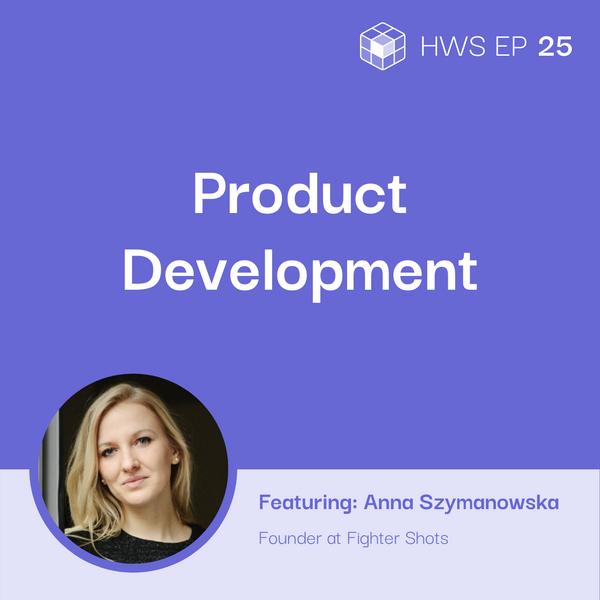 How to market your food-based product business, with Fighter Shots founder Anna Szymanowska