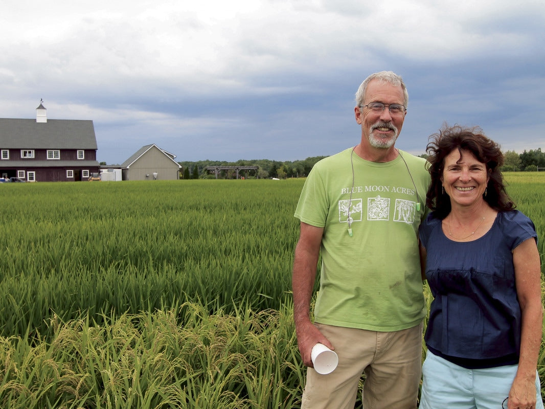 Organic Rice Fresh Farm A New Jersey Farm (no, seriously)