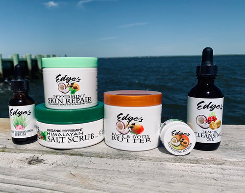 Edye's Organic Luxury Package - Edye's Naturals