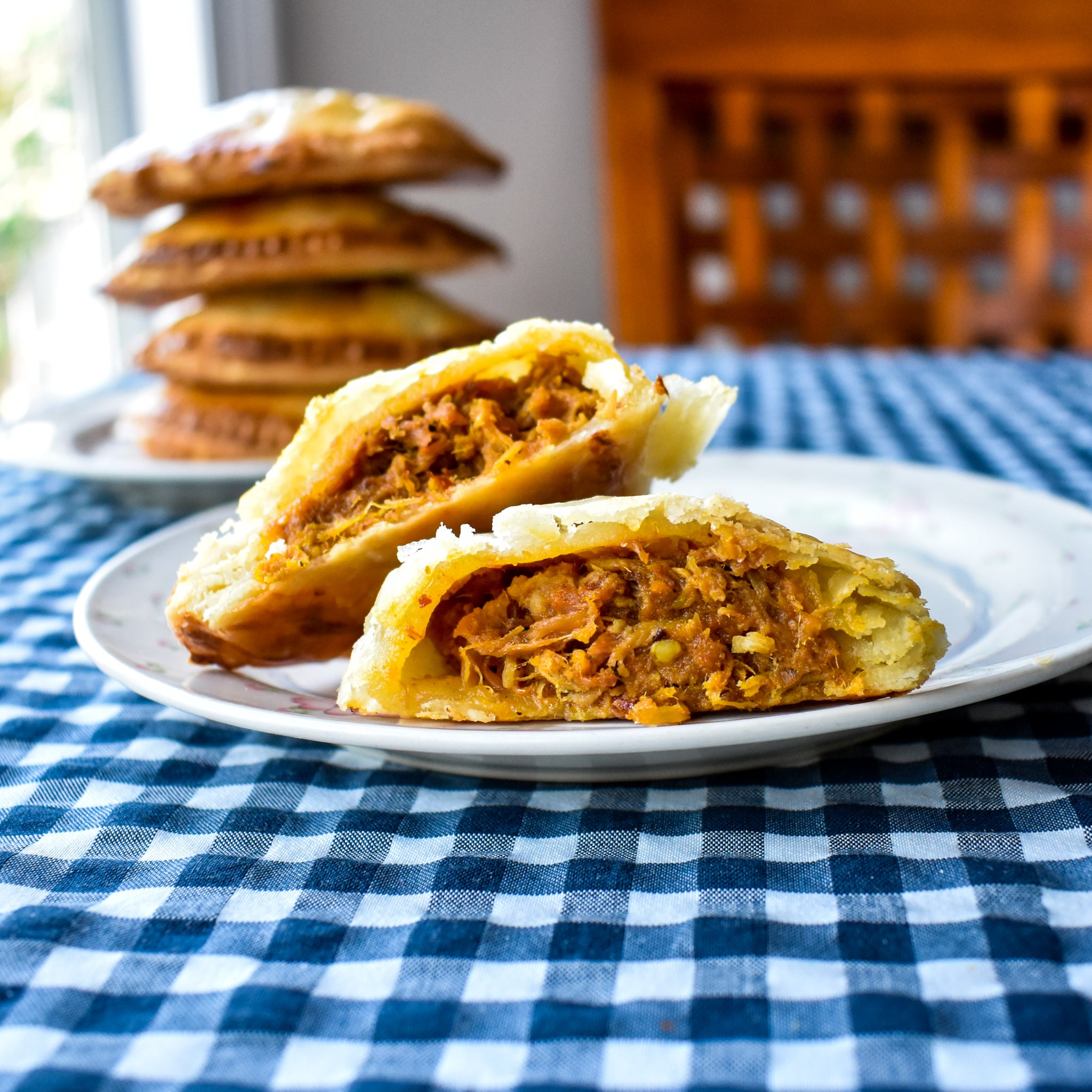 Paddy's Pulled Pork Pocket Pies (6)