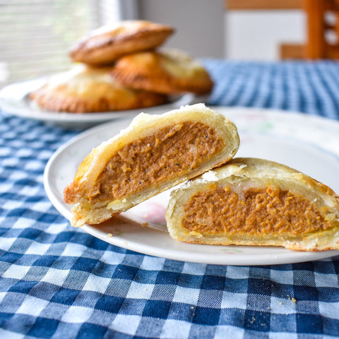 Pumpkin Pocket Pies (6) - Ma Pies