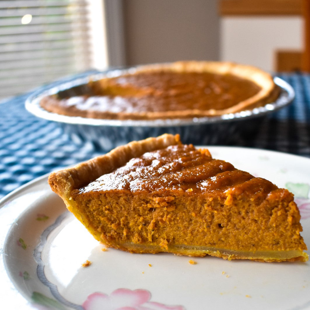 Pumpkin Pie - Ma Pies