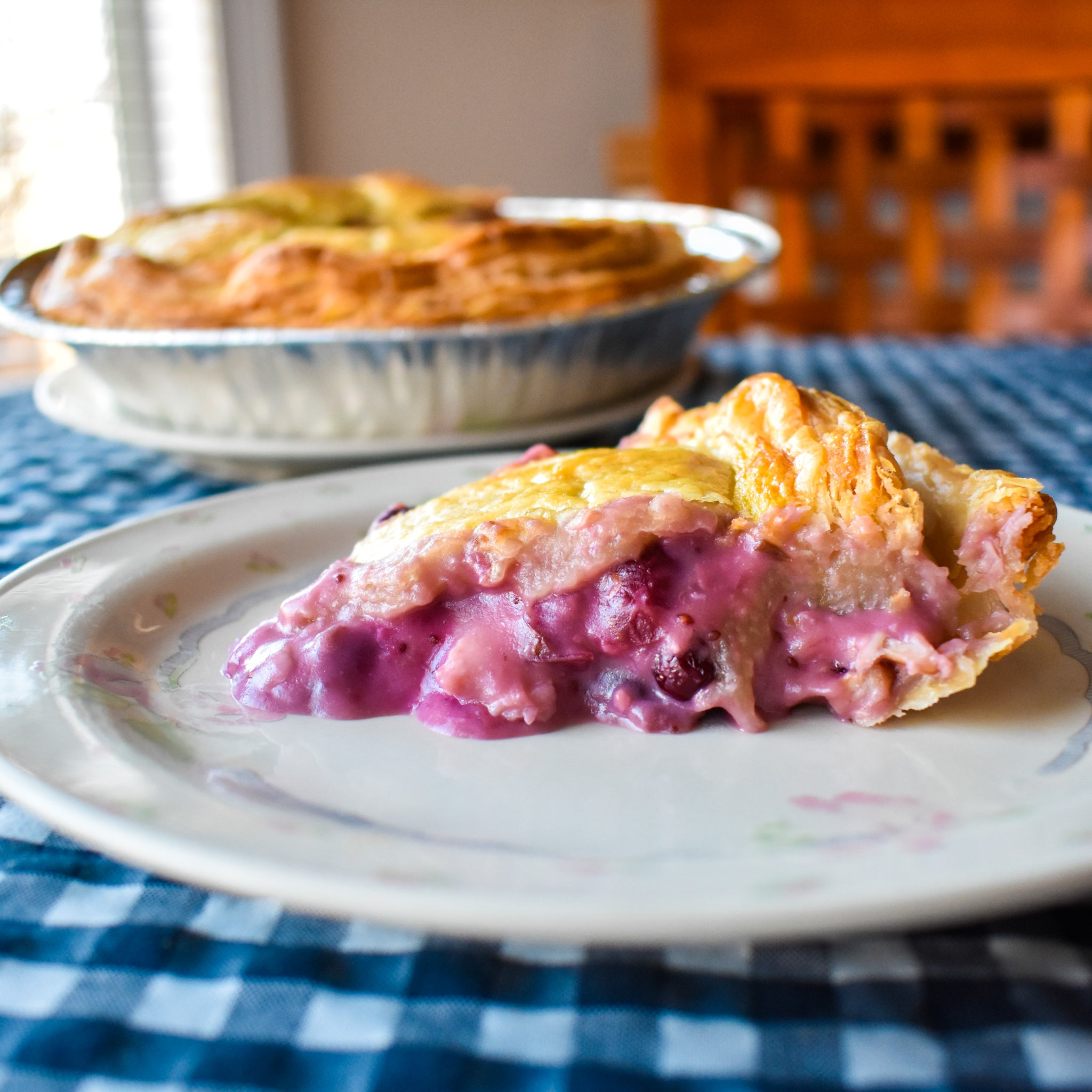 Cranberry Chicken Brie Pie - Ma Pies