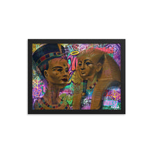 Load image into Gallery viewer, Twin Flame - Framed Print