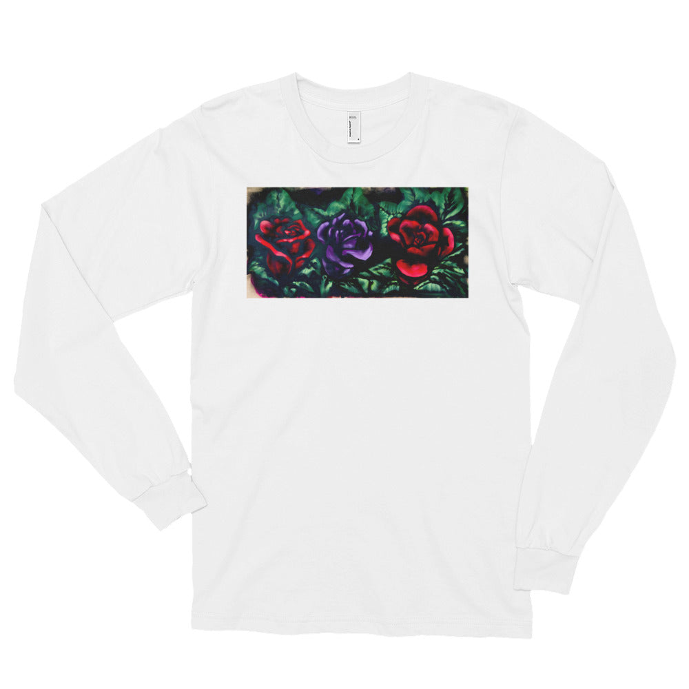 FLWRPWR - Long sleeve t-shirt (unisex)