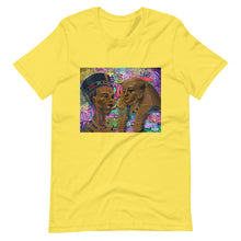 Load image into Gallery viewer, Twin Flame - Short-Sleeve T-Shirt (Unisex)