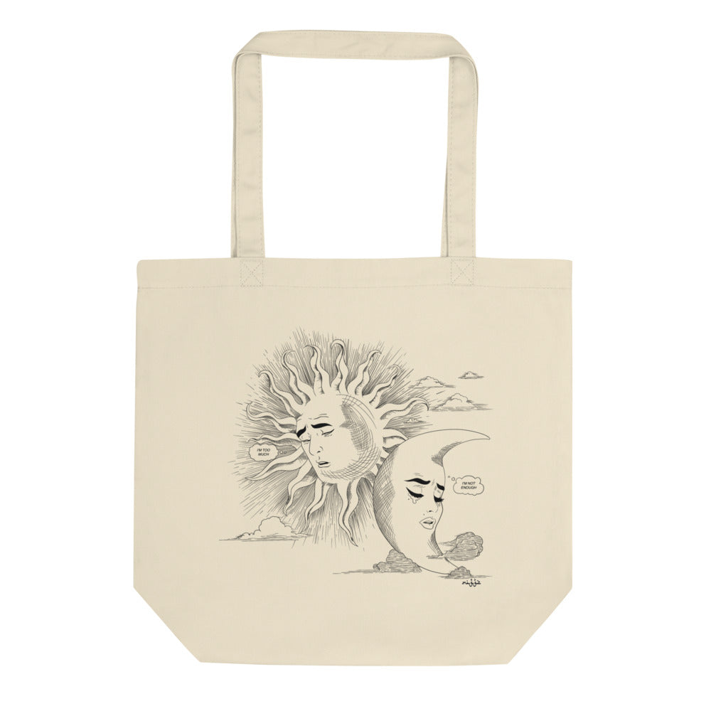 I Love You So Much But... - Eco Tote Bag
