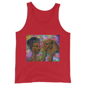 Twin Flame Tank Top