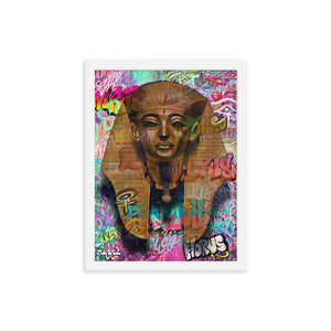 Pharaoh - Framed Print