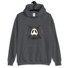 Load image into Gallery viewer, Young Muerte University Logo Hoodie