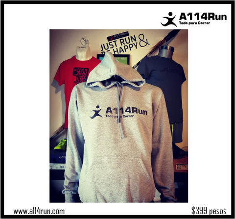 SUDADERA A114RUN