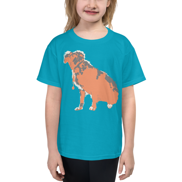 Youth Short Sleeve T-Shirt My Best Friend