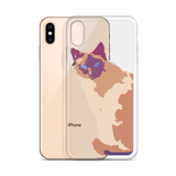 iPhone Case How Dare You cute Design for Cat Lovers