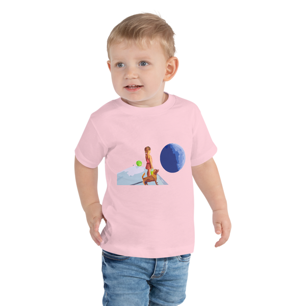Toddler Short Sleeve Tee The First Tree