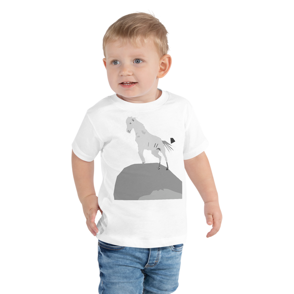 Toddler Short Sleeve Tee The First Adventure
