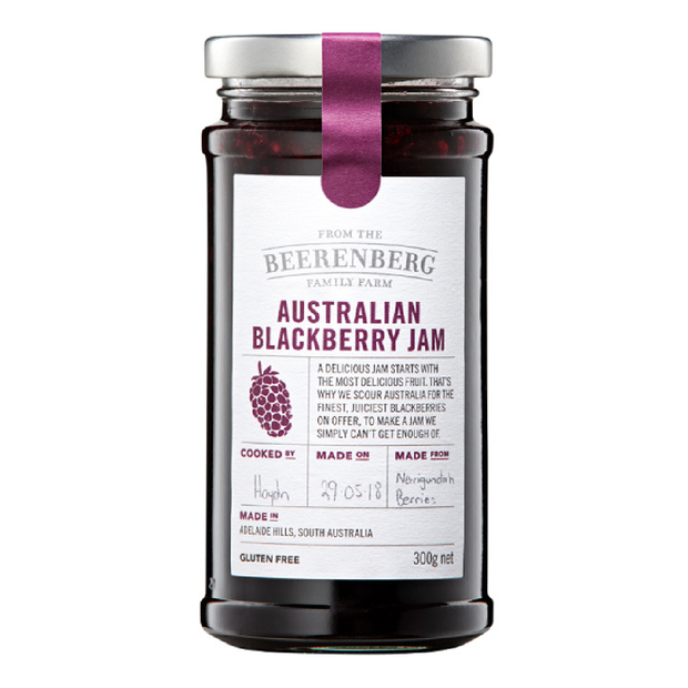 Beerenberg Blackberry Jam 300g