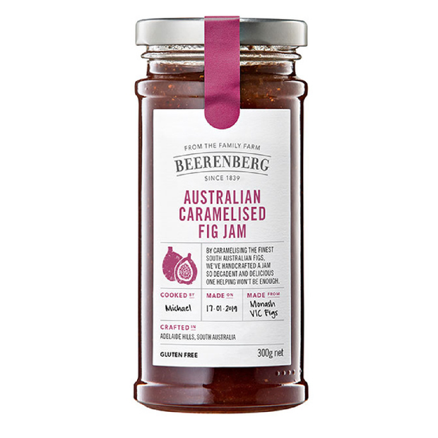 Beerenberg Caramelised Fig Jam 300g