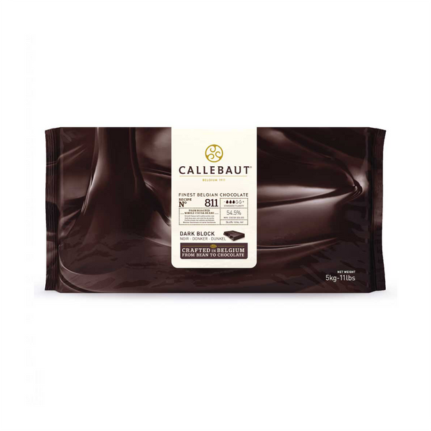 Dark Callebaut Chocolate 400g