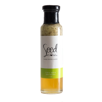 Chia Seed Dressing 250ml