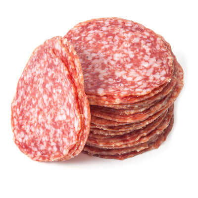 Hungarian Salami (Sliced) Mild/Hot 200g