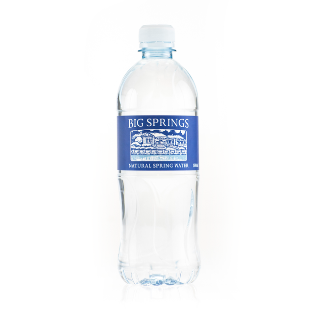 Big Springs Water 600ml