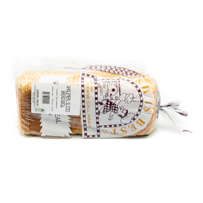 Gundagai Wholemeal Sliced Toast 680g