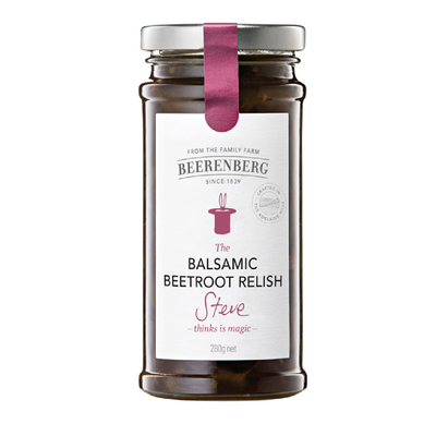 Beerenberg Balsamic Beetroot Relish 280ml