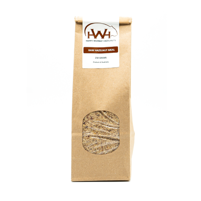 Happy Wombat Hazelnut Meal 250g