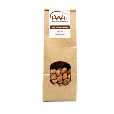 Happy Wombat Hazelnut Kernels 250g