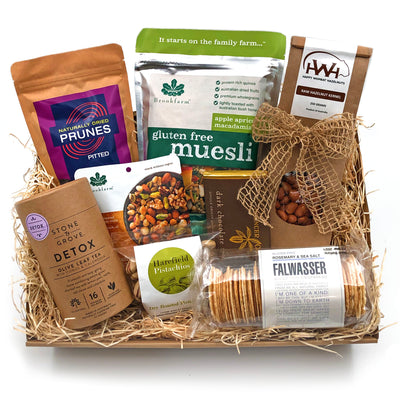 Gluten Free Goodness Hamper Box