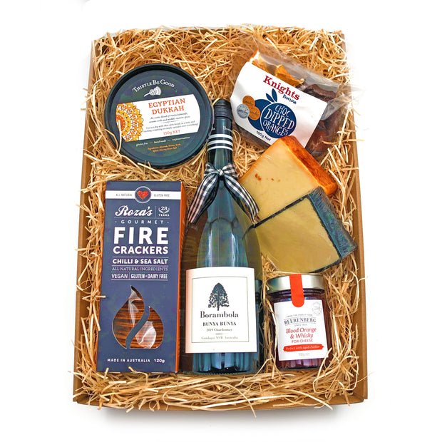 Charnwood and Chardonnay Hamper